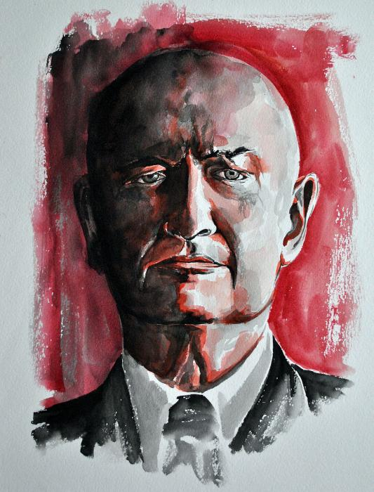 Terry O'Quinn by franca64120
